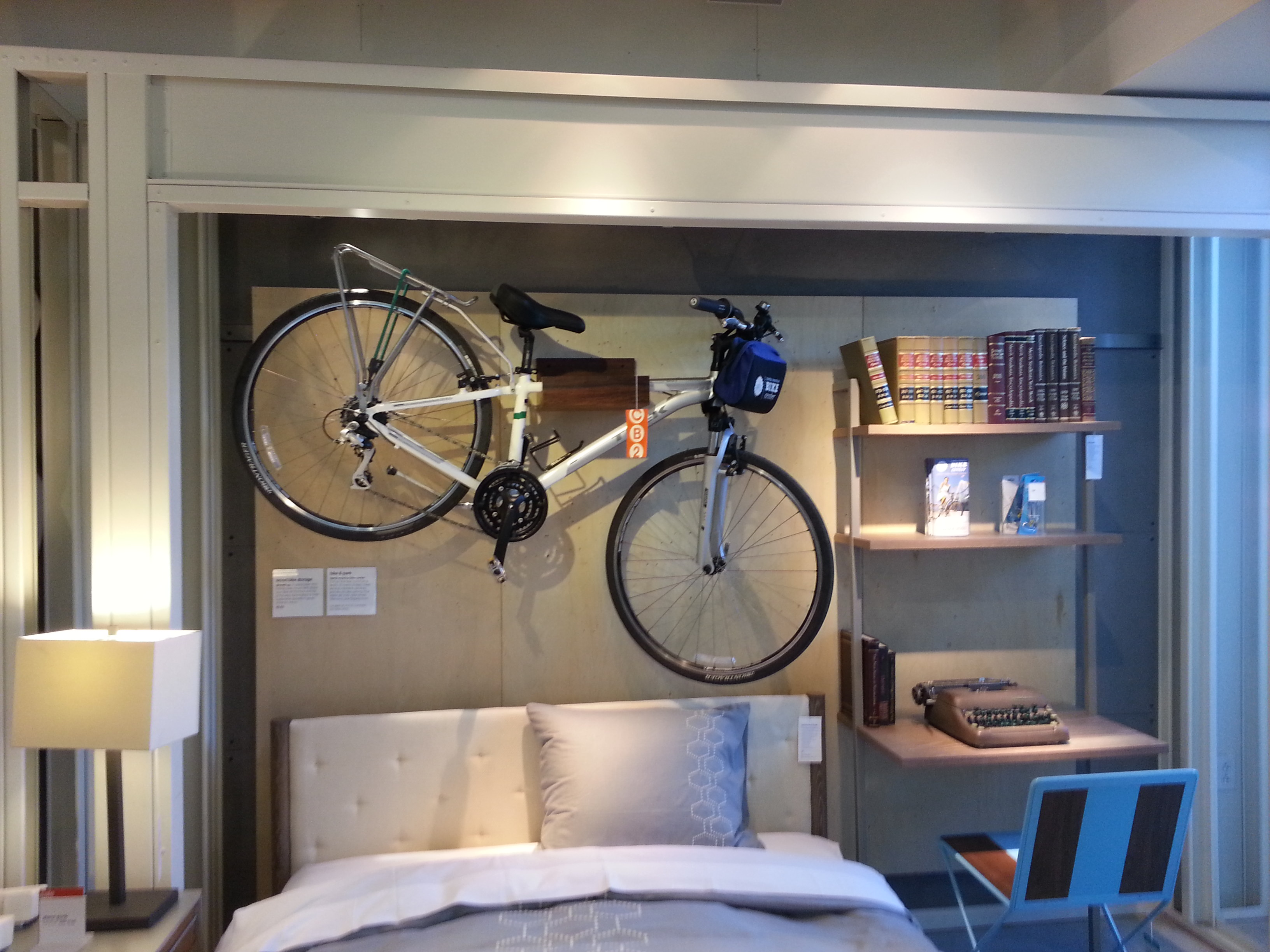 An Affordable Bike Rack For Apartments | PMI Properties