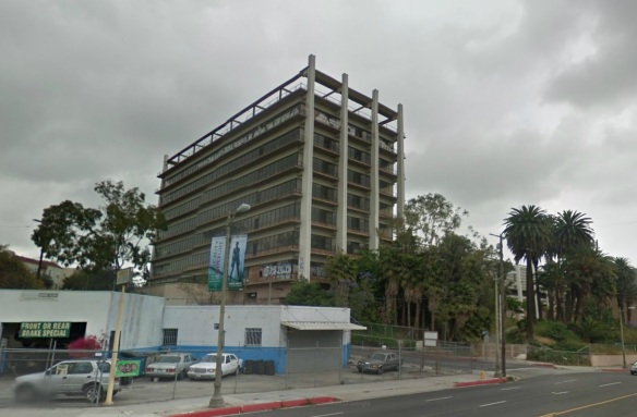 Class C Office Building in Echo Park Converted to Residential