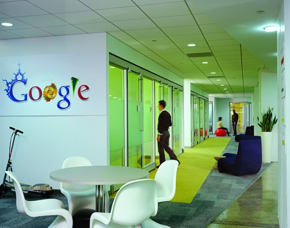 Google-Office-New-York 1