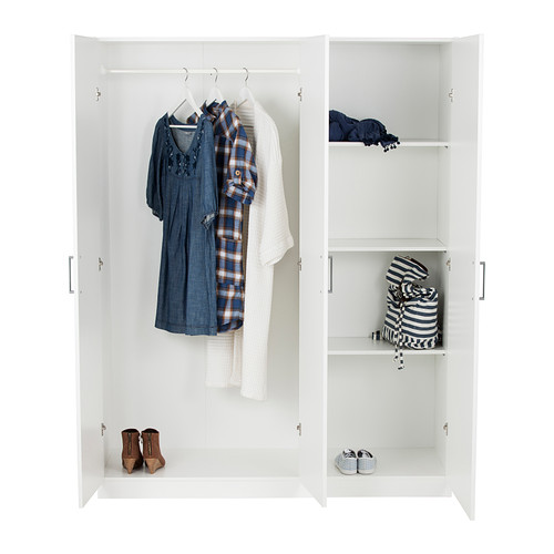 Ikea Diktad Wickelkommode Maße ~ Solutions to Lack of Closet Space In Apartments  PMI Properties