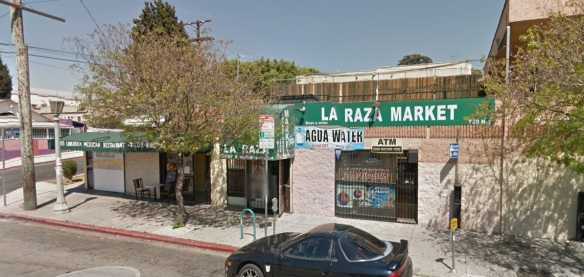 Formerly La Raza Market and Restaurant